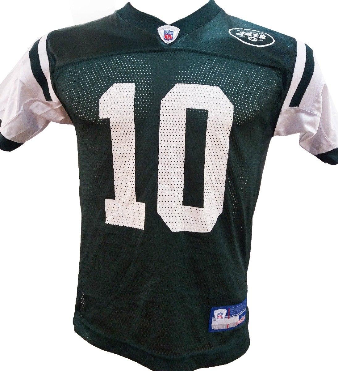 d994775d69e07 camisa futebol americano rebook juvenil pennington tamanho g. Carregando  zoom.