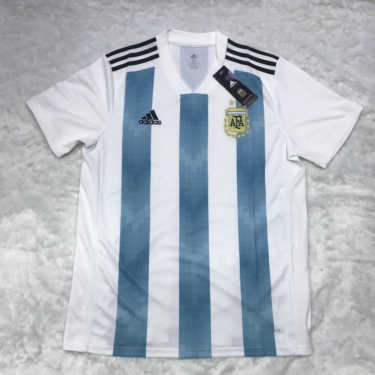 c14fc33c66 camisa futebol argentina copa do mundo 2018 oficial-promoção. Carregando  zoom.