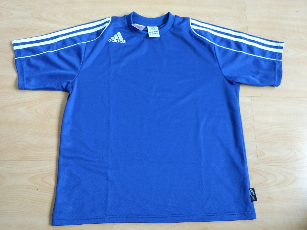 95c9400f49 camisa futebol azul real adidas climalite (pp) grécia. Carregando zoom.