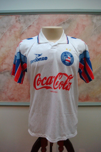 camisa futebol bahia salvador ba antiga proonze 112