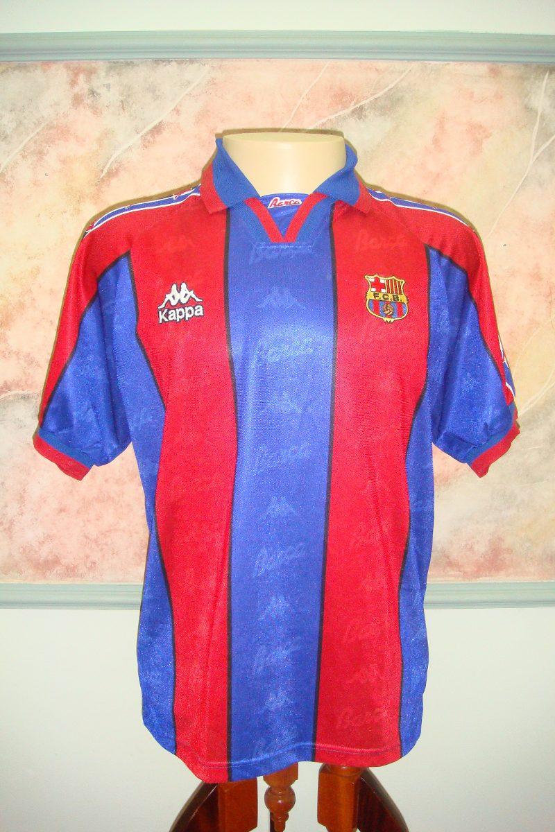 8127befa6 camisa futebol barcelona espanha kappa antiga 1106. Carregando zoom.