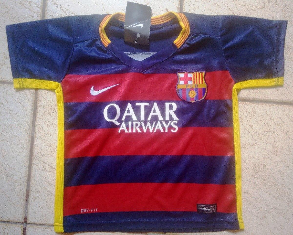 8d11f677a camisa futebol barcelona home infantil - neymar 10. Carregando zoom.