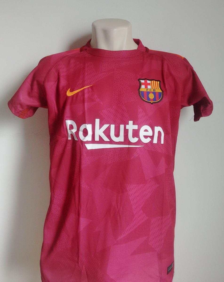 camisa futebol barcelona third 2017 18 - messi 10. Carregando zoom. 8376d8c6f160e