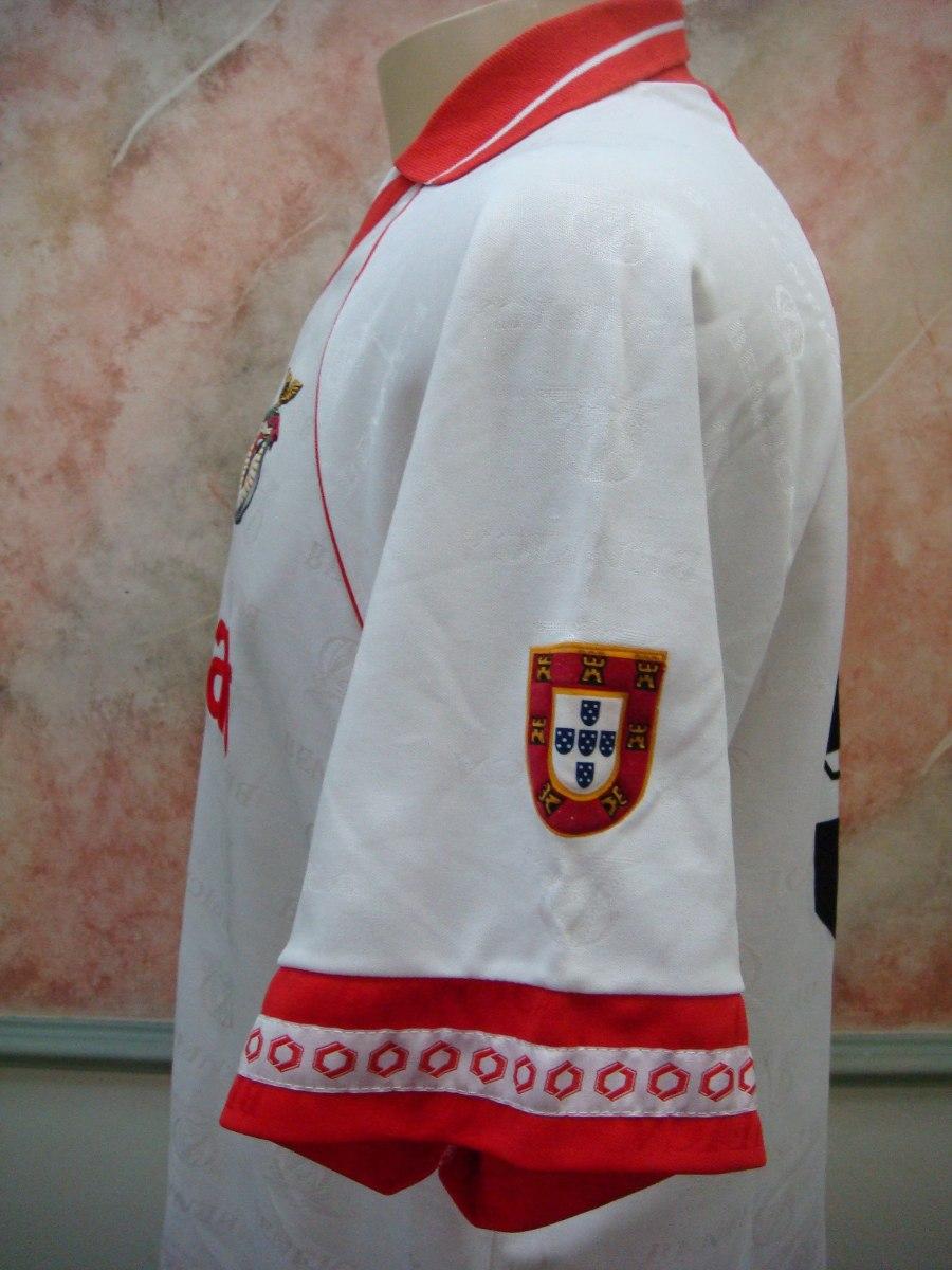 af54ab8d91 camisa futebol benfica portugal olympic antiga 142. Carregando zoom.