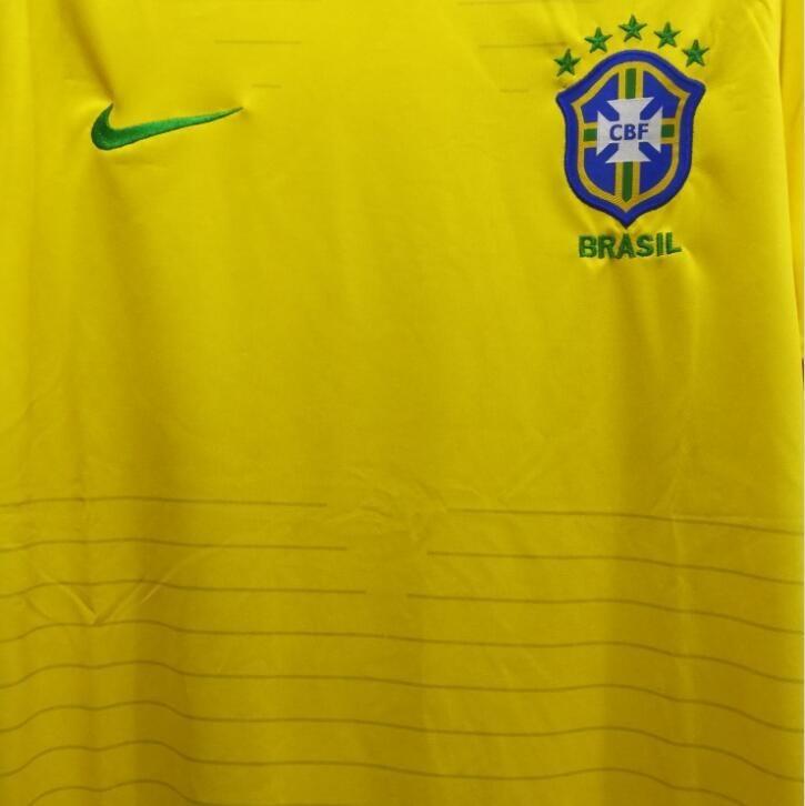 Camisa De Futebol Do Brasil 2018 (copa 2018) - R  110 d161743861b0e