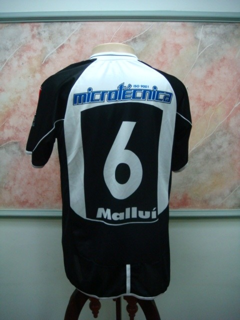 Camisa Futebol Ceilandia Df Mallui Jogo 1764 - R  499 2abca2b3a42f0