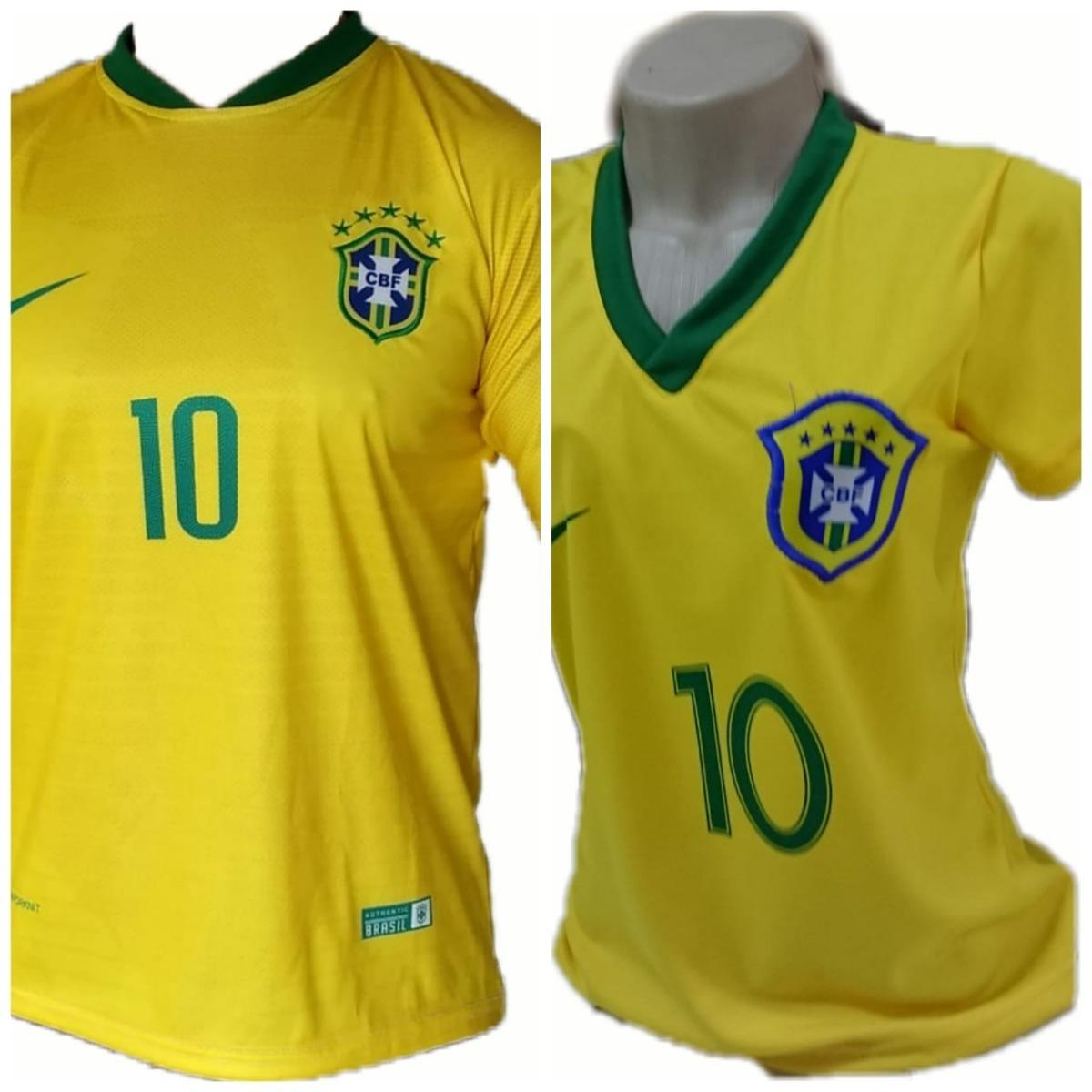 camisa futebol copa do mundo brasil azul e amarela e seleçõe. Carregando  zoom. 8533211b27a96