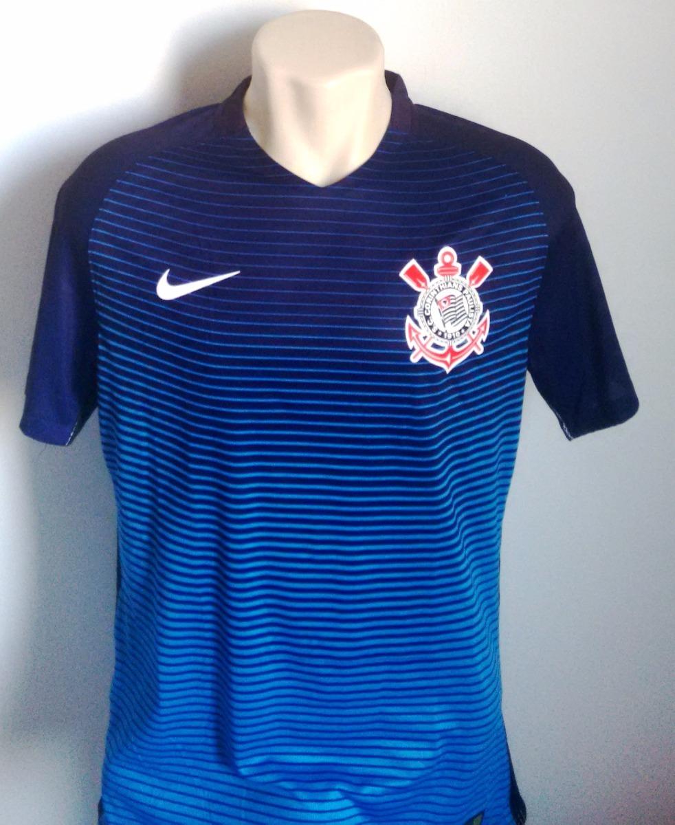 camisa futebol corinthians third 2016 17 - oficial. Carregando zoom. 23a92100bf6be