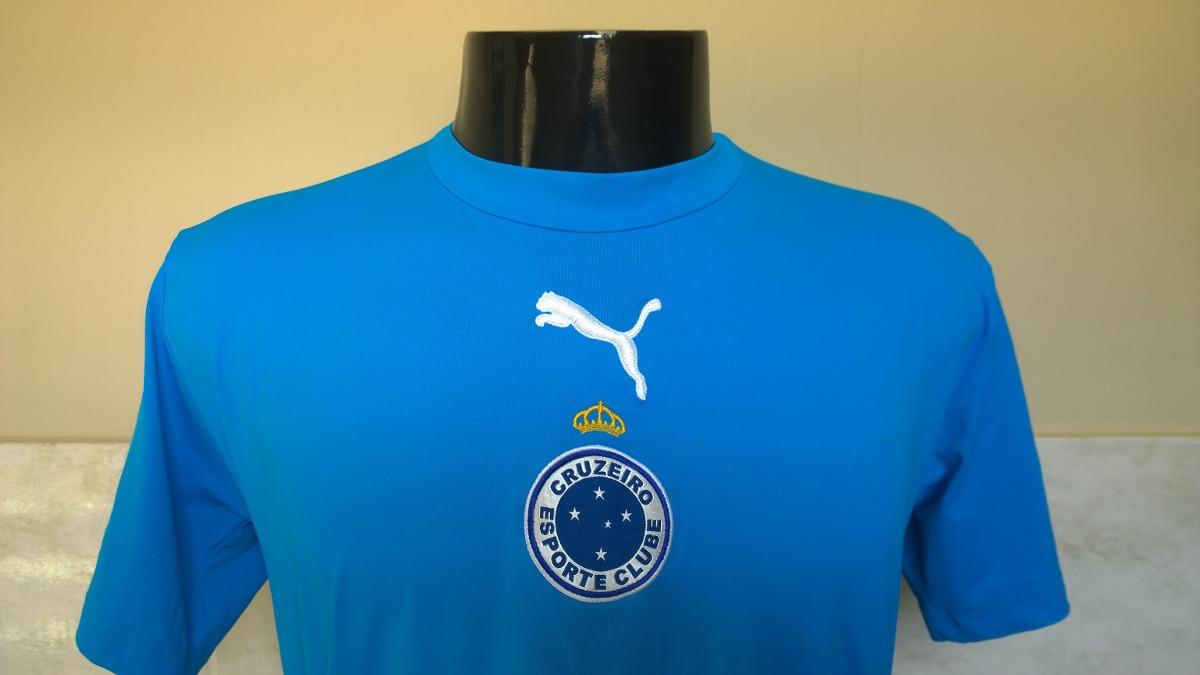 Camisa Futebol De Treino Do Cruzeiro - R  230 aa237ca71a972