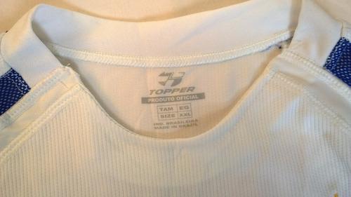 camisa futebol do cruzeiro esporte clube - jogador alex