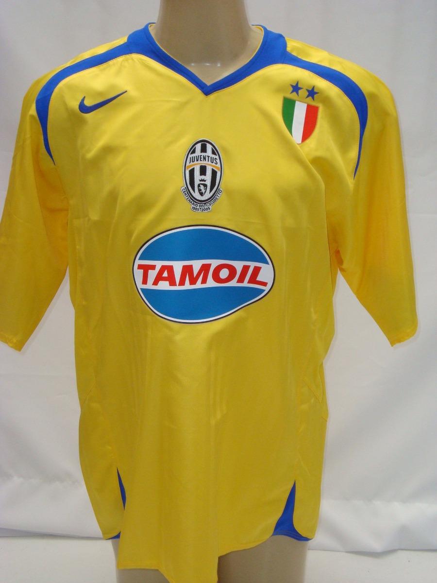 camisa futebol do juventus itália emerson 8 2005 2006 nike. Carregando zoom. 69878356b6a38