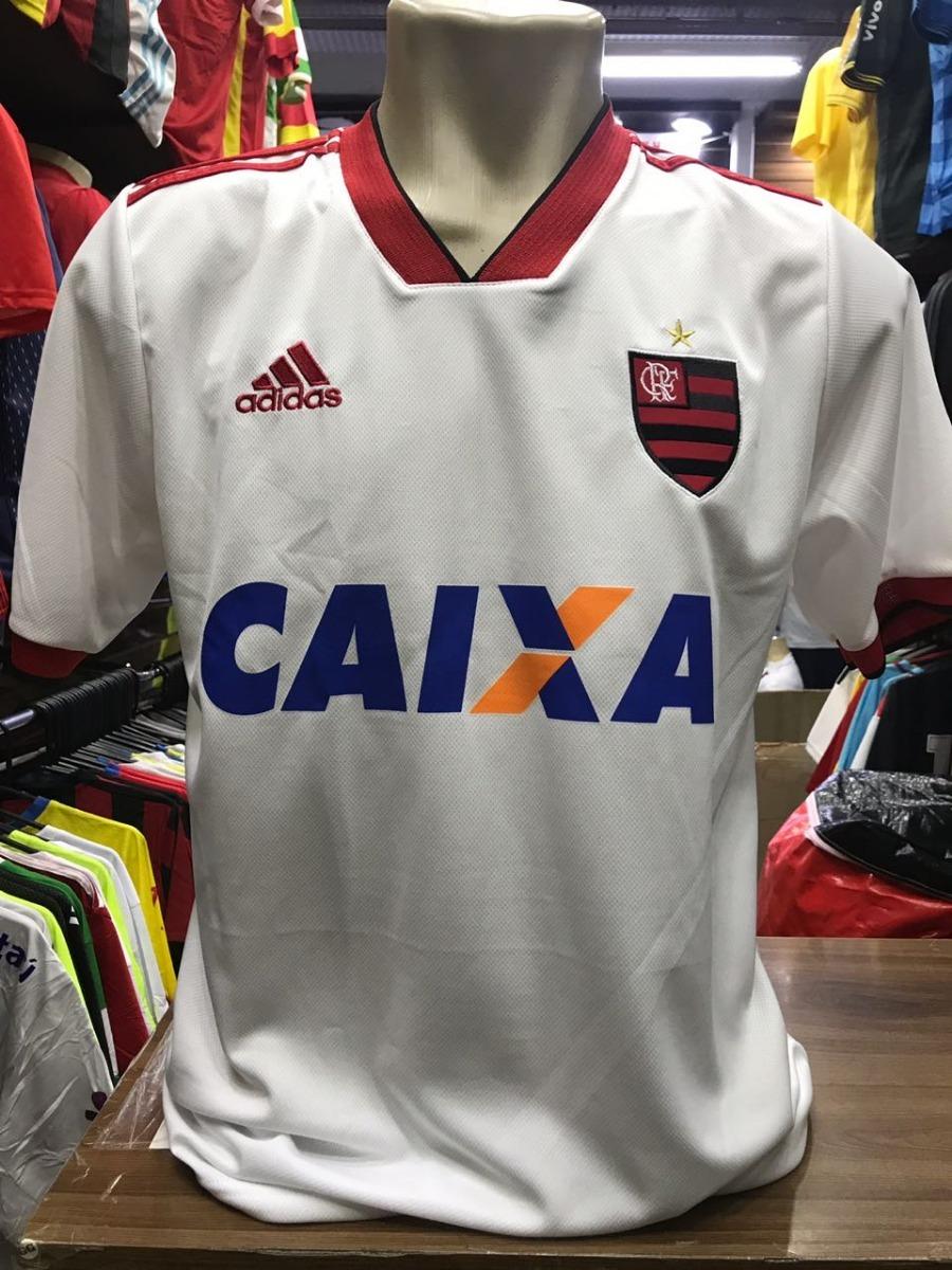 Nova Camisa Futebol Flamengo Away 2018 19 - Sem Número - R  95 72a46d88ffb20