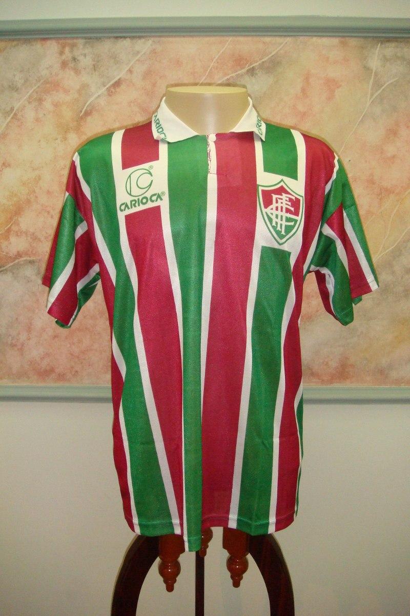 ad6247df75 camisa futebol fluminense feira de santana ba carioca 398. Carregando zoom.
