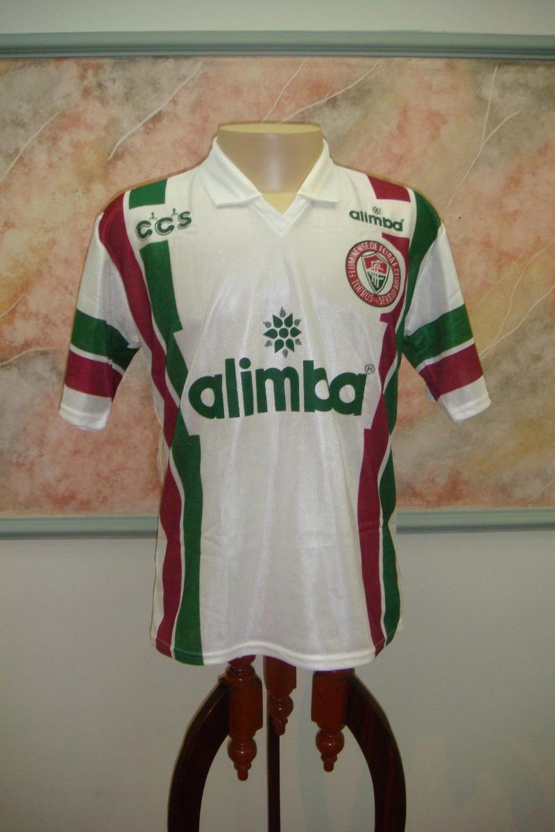 6c8a6562b7 camisa futebol fluminense feira de santana ba ccs antiga 399. Carregando  zoom.