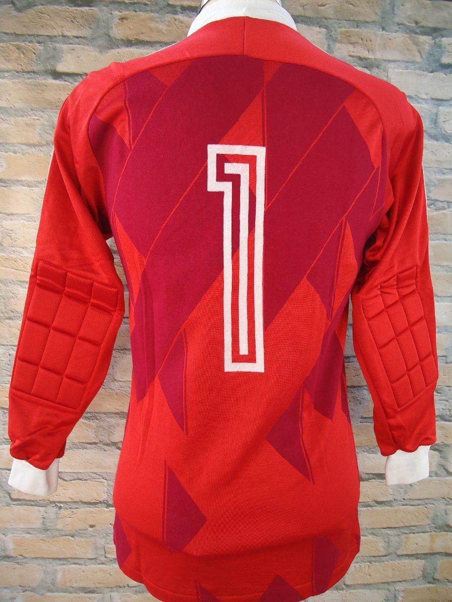 2f83760a02653 Camisa adidas Futebol Shirt Alemanha Goleiro Schumacher Imp. - R ...