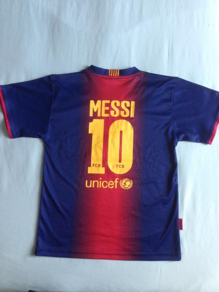 fda14a1a79 camisa futebol infantil barcelona messi 10 ( 10 anos ). Carregando zoom.