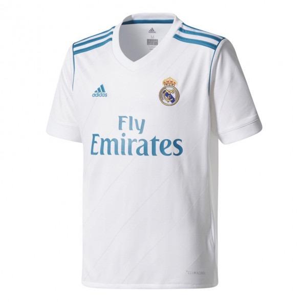9749421afc96d Camisa Futebol Infantil Real Madrid 1 Original+ Nota Fiscal - R  209 ...