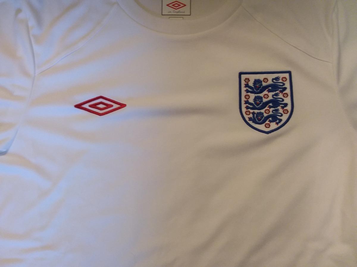 35bd386a97 camisa futebol inglaterra umbro oficial - nova sem etiqueta. Carregando zoom .