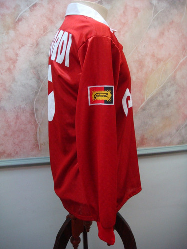 camisa futebol internacional