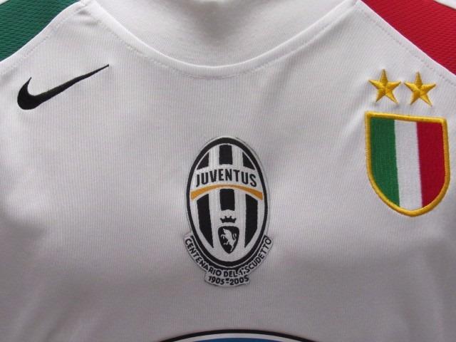 a962665f98971 Camisa Futebol Do Juventus Da Itália 2005  1 Buffon - R  139