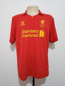 08623cc709 Camisa Liverpool Warrior Masculina Ingleses - Esportes e Fitness com Ofertas  Incríveis no Mercado Livre Brasil