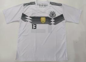 7ce9cefe3b Camisa Alemanha Réplica Selecoes Masculina - Camisas de Futebol com Ofertas  Incríveis no Mercado Livre Brasil