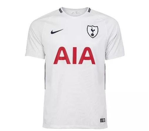 a1fcf5b8d778b Camisa Futebol Nike Totteham 2018 Original Masculina Torcedo - R ...