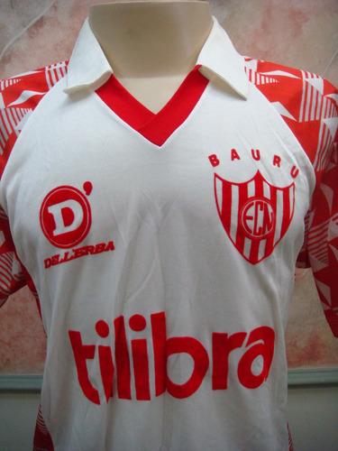 camisa futebol noroeste bauru sp dellerba antiga 653