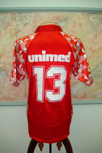camisa futebol noroeste bauru sp dellerba antiga 656