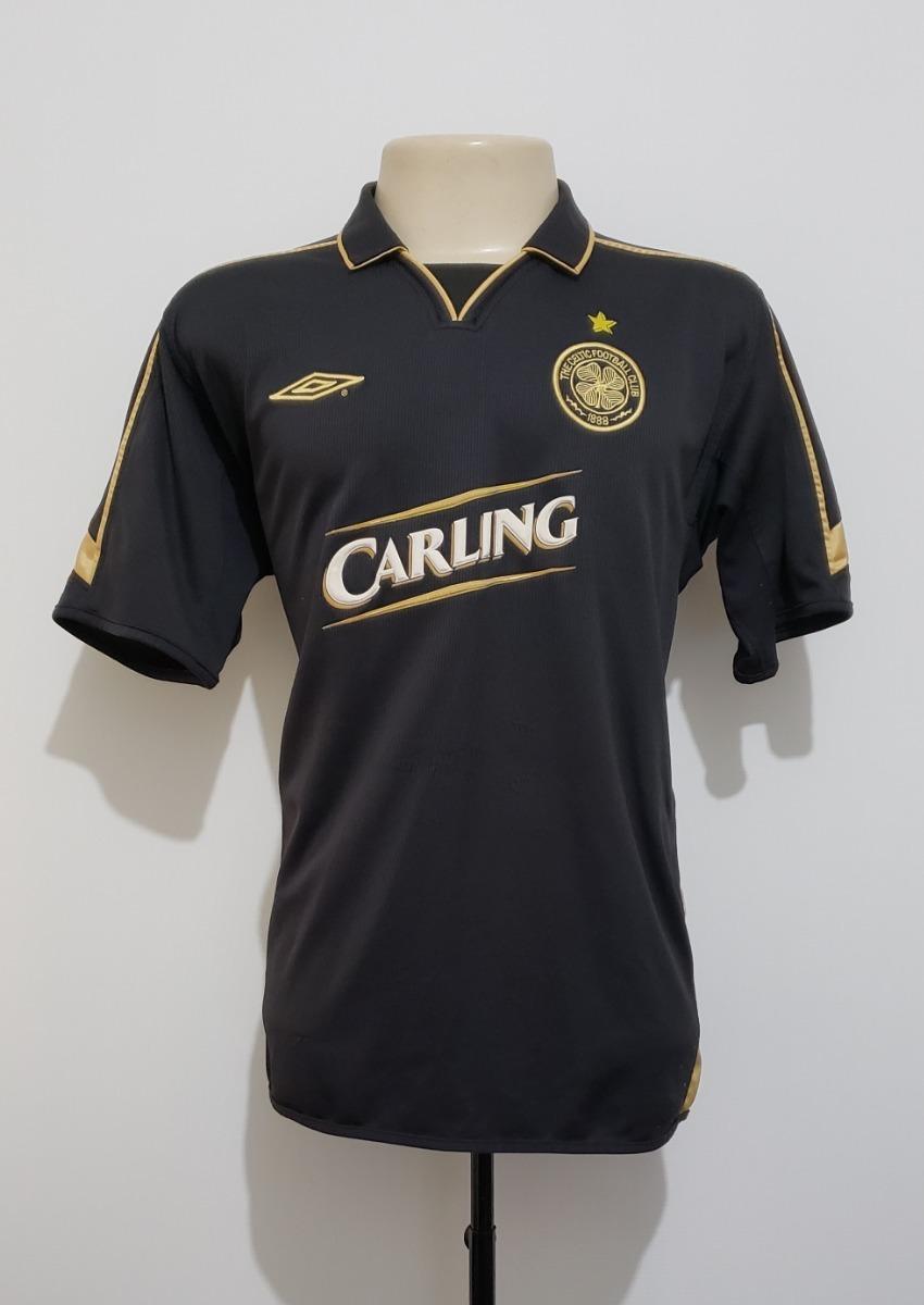 camisa futebol oficial celtic escócia 2003 away umbro rara. Carregando zoom. 1ccf84569128d