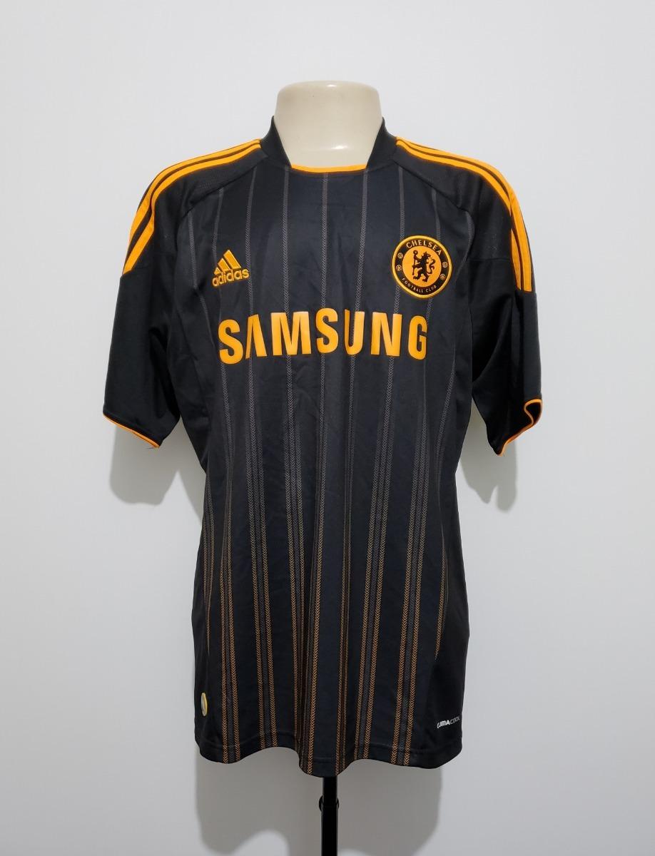 cc3221c977ea4 camisa futebol oficial chelsea inglaterra 2010 away adidas g. Carregando  zoom.