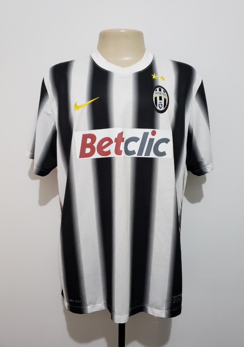 0055fd1122 camisa futebol oficial juventus juve itália 2011 home nike. Carregando zoom.