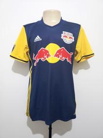 3837ac15a7b11 Camisa Red Bull Salzburg Times - De Times Internacionais de Futebol no  Mercado Livre Brasil