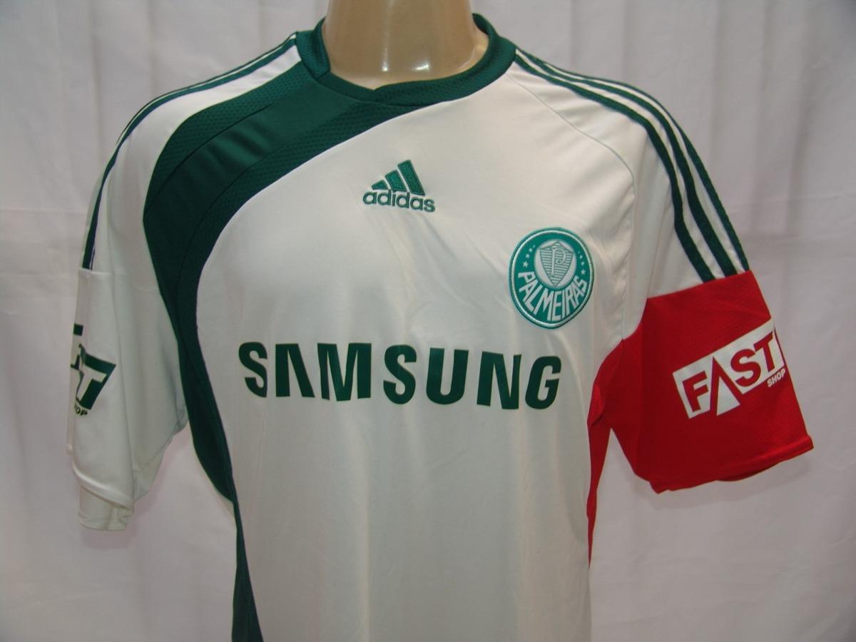 3db7403c97 Camisa De Futebol Do Palmeiras 2009 Samsung Fast adidas   11 - R ...