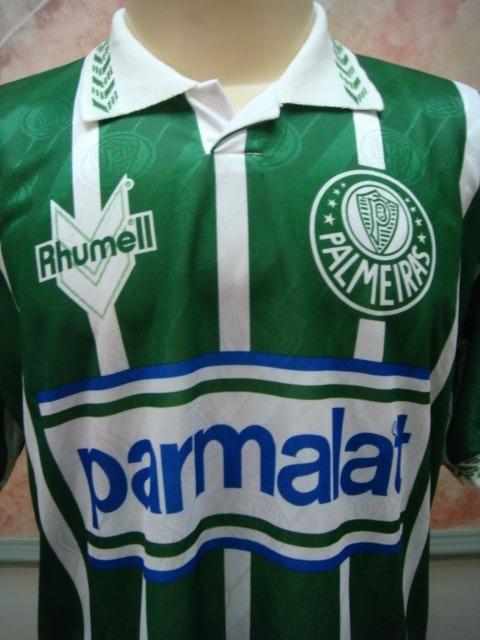 c3900c69b5 Camisa Futebol Palmeiras São Paulo Sp Rhumell Jogo 1862 - R  945
