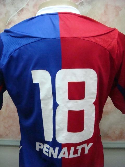546f3a33a1 Camisa Futebol Paraná Clube Curitiba Penalty Jogo 2023 - R  599