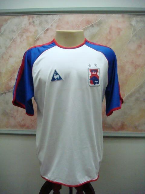 fd3026513b Camisa Futebol Parana Curitiba Pr Lecoq Jogo 2183 - R$ 499,00 em ...