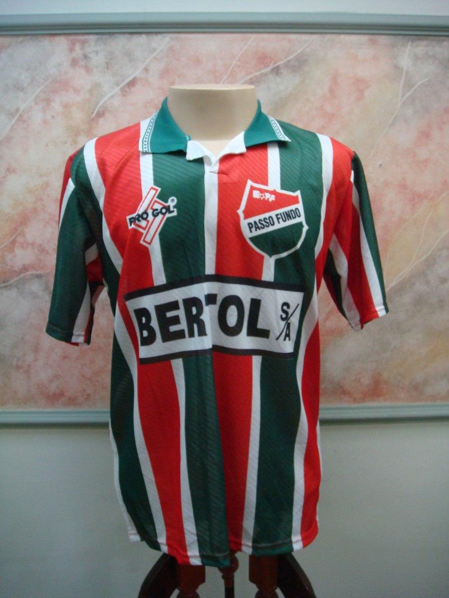 99453a517b383 camisa futebol passo fundo rs pro gol jogo antiga 1107. Carregando zoom.