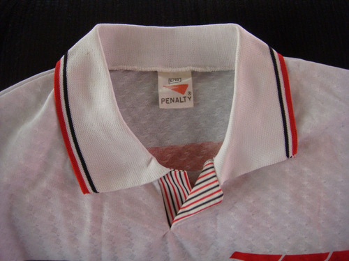 2ab0891d98 camisa futebol são paulo sp penalty antiga 921. Carregando zoom... camisa  futebol paulo