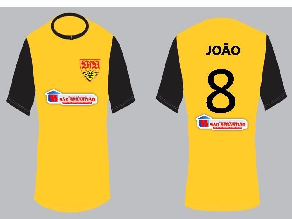 Camisa Futebol Personalizada Uniforme - Time Pelada - R  31 875c21e90952a