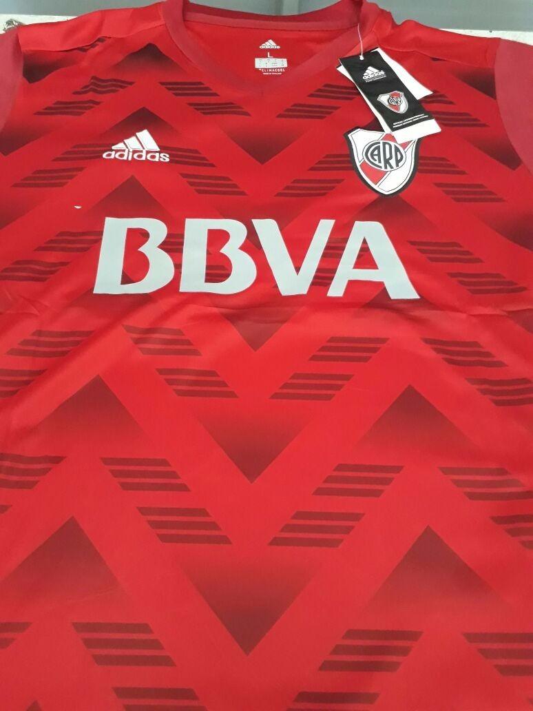 d70c1e43d6 Camisa De Futebol River Plate Original 2017 2018 - R  254