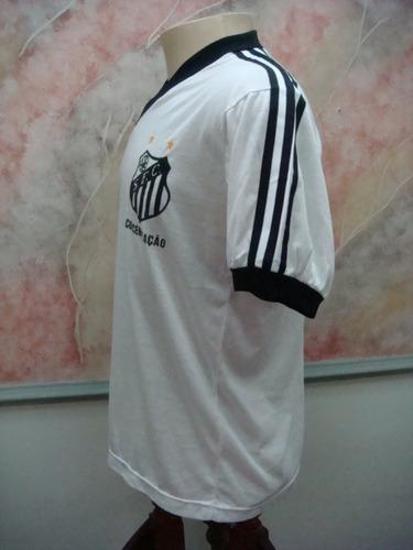 camisa futebol santos
