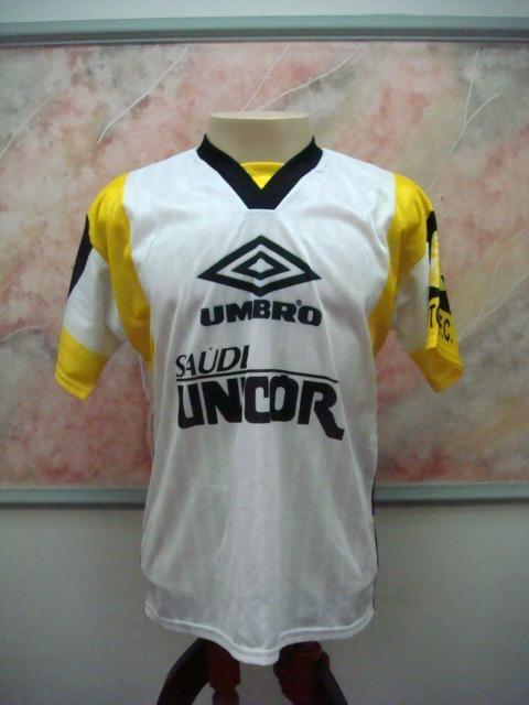 Camisa Futebol Santos F.c. Umbro Treino Antiga S-11 - R  189 c942d0e4ea588