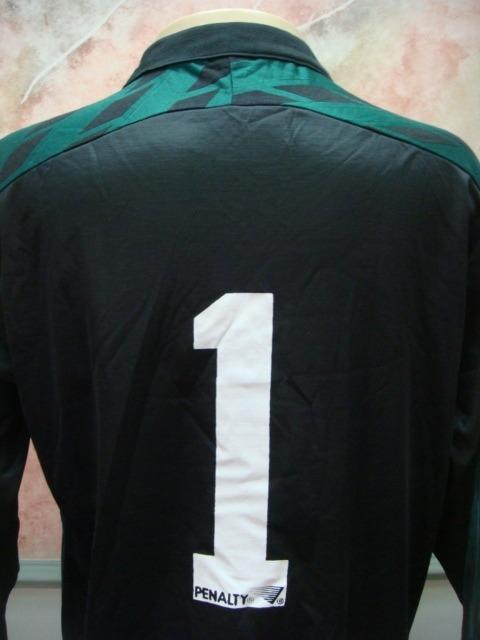Camisa Futebol Santos Sp Goleiro Penalty Sérgio Jogo 889 - R  1.586 ... 7cba0a4b3b3ab