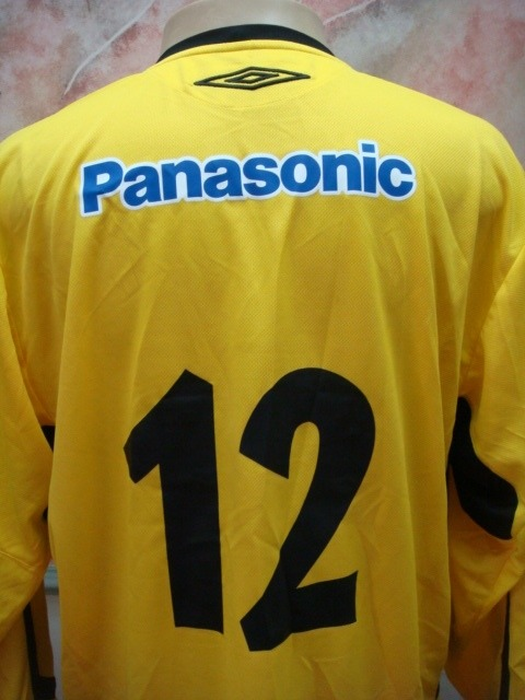 3062c3e518 Camisa Futebol Santos Sp Goleiro Umbro Jogo Antiga 1223 - R  749