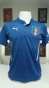 4f7eea9b1b437 Camisa Seleção Italia 2014 Camisas Futebol Selecoes - Futebol com Ofertas  Incríveis no Mercado Livre Brasil