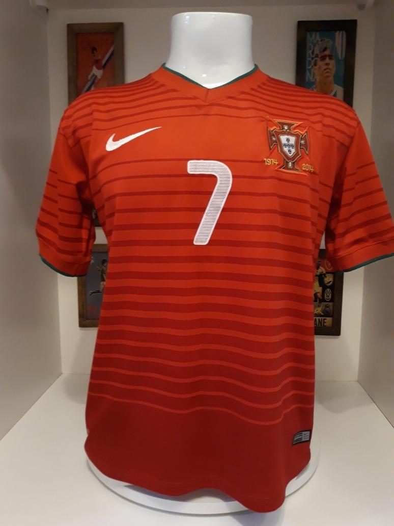camisa futebol selecao portugal cristiano ronaldo. Carregando zoom. 3a49ab46e9f34