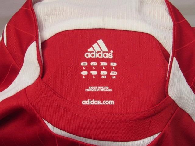 antiga camisa de futebol da seleção da dinamarca adidas · camisa futebol  seleção 987ed02d3cbce