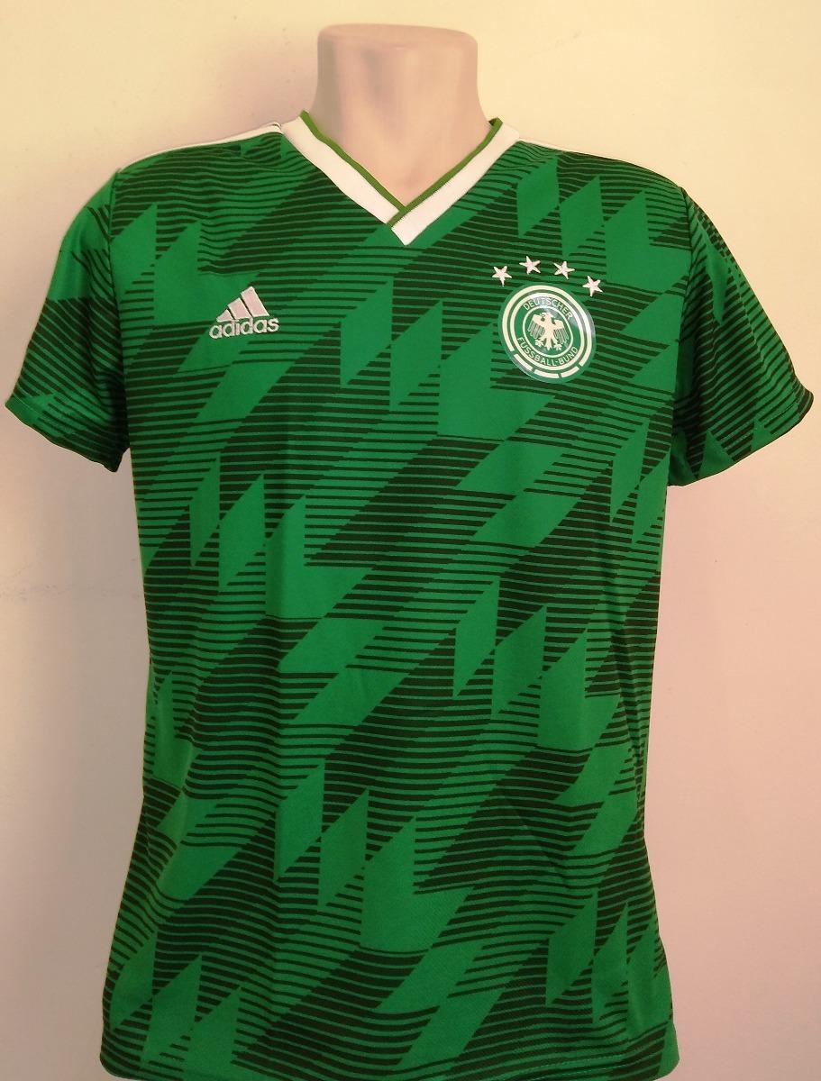 camisa futebol seleção alemanha away 2018 2019 - ozil 10. Carregando zoom. 3895a29ccf617