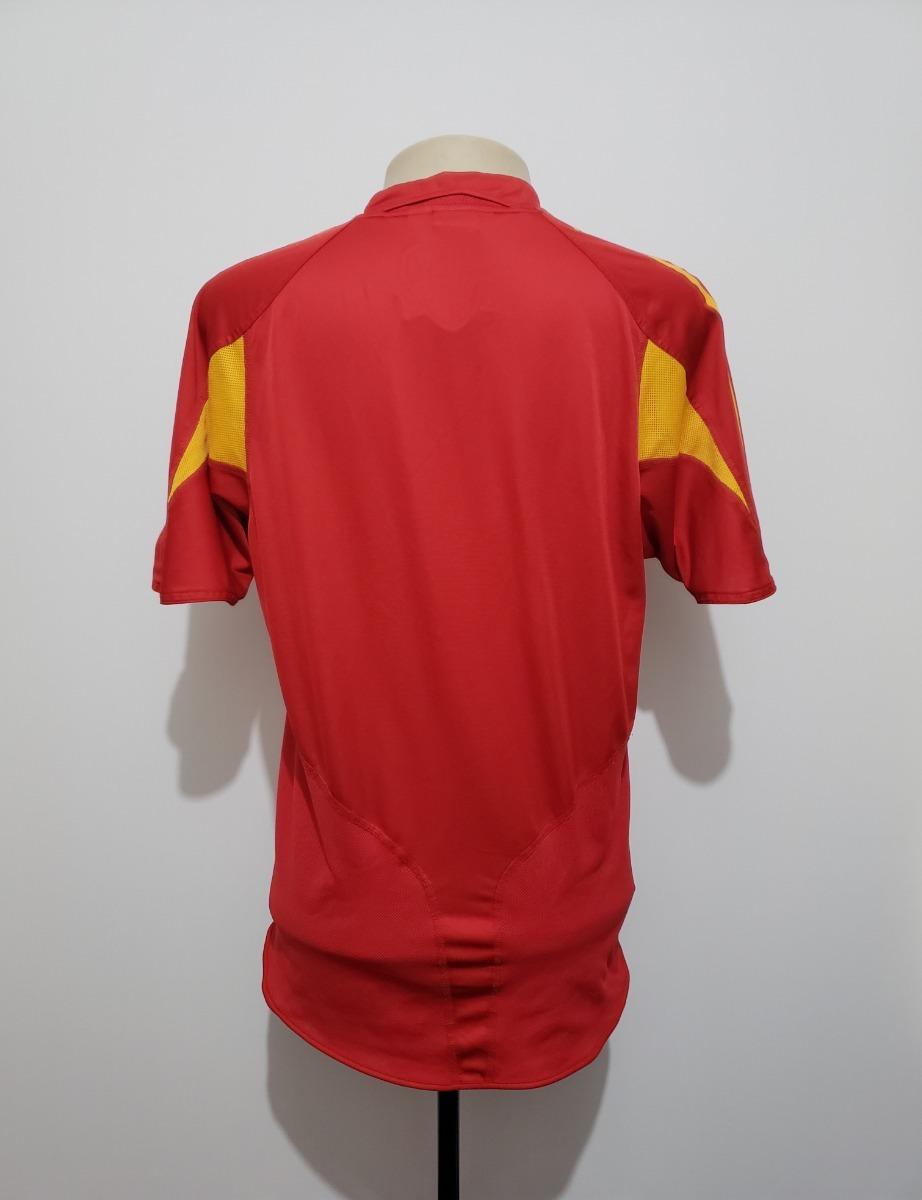 99394d589a Carregando zoom... seleção espanha camisa futebol. Carregando zoom... camisa  futebol oficial seleção espanha 2004 home adidas m